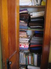 my tidy little closet