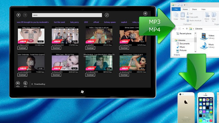 download youtube for windows phone 8.1