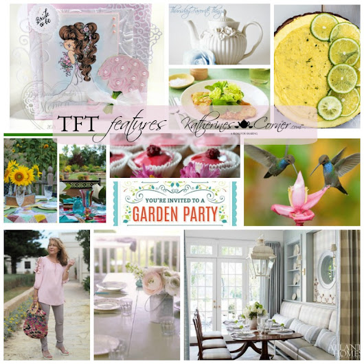 Everyone's Favorite Blog Party Day - Katherines Corner