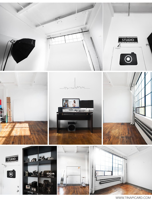 Tina Picard Photography, New Toronto photo studio is now open! :)...