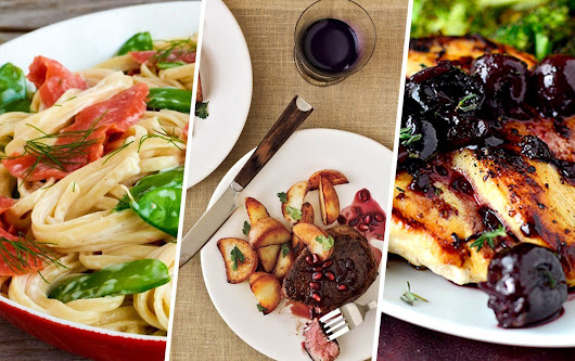 8 Romantic Meals Under 450 Calories | MyFitnessPal