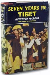 Seven Years in Tibet by Heinrich Harrer