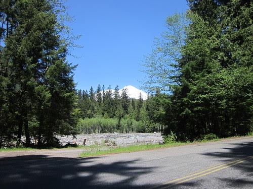 Another shot of Mt Rainier