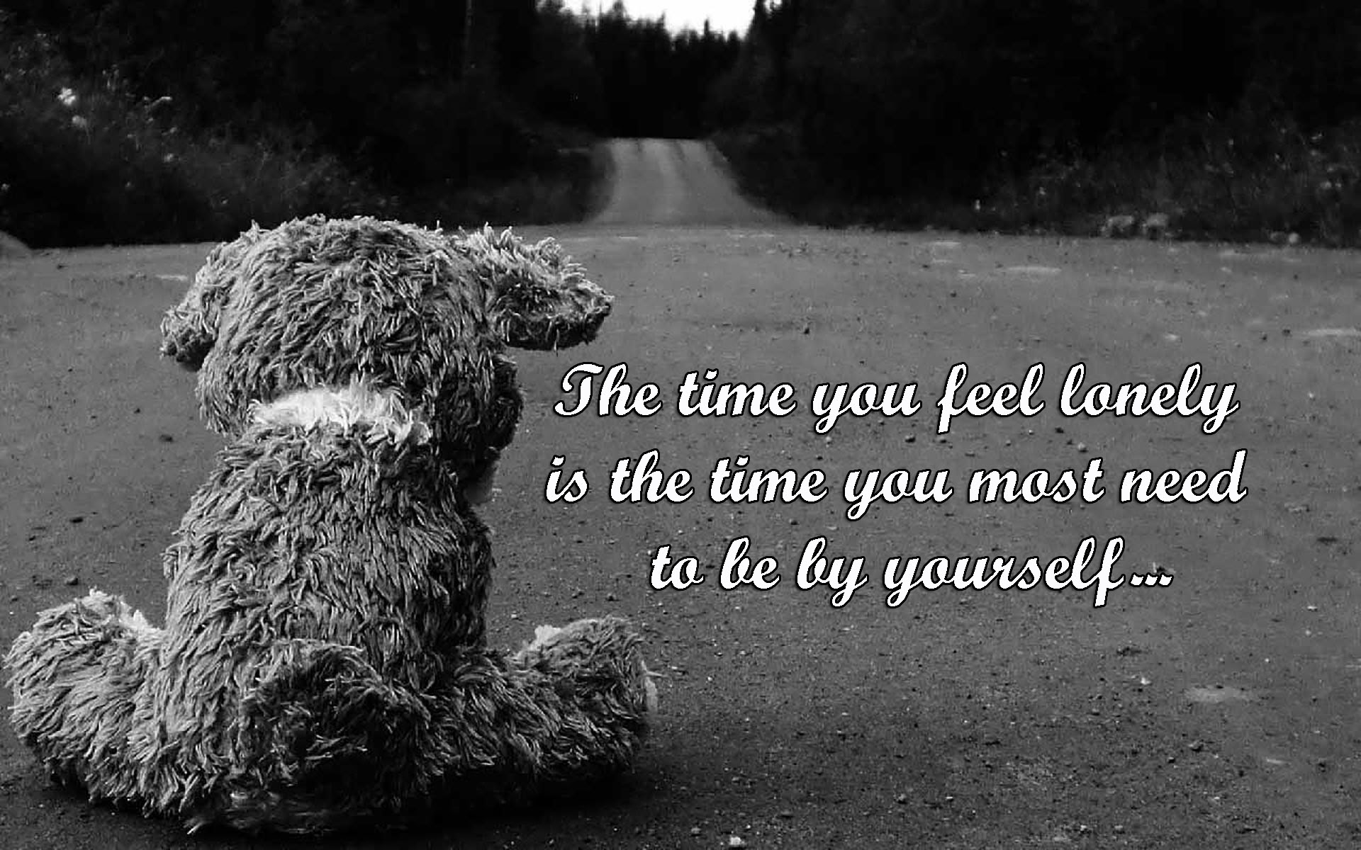Quotes About Loneliness| Sad Thoughts - My Site