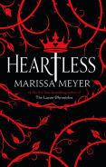 Title: Heartless, Author: Marissa Meyer