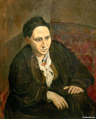 Gertrude Stein, Picasso