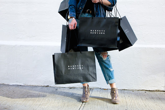 Shop The Dream—Win $1,000 to Barneys New York