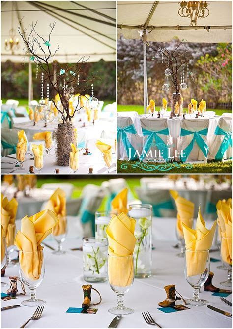 17 Best images about Tiffany Blue and Yellow on Pinterest