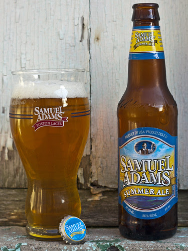 Samuel Adams' Summer Ale by Cody La Bière
