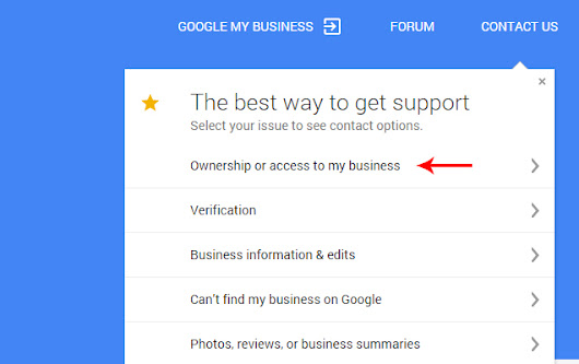 How to Claim an Orphaned Google+ Page | Whitespark