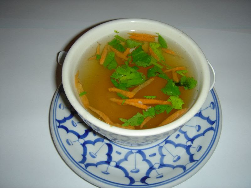 Clear Thai Soup
