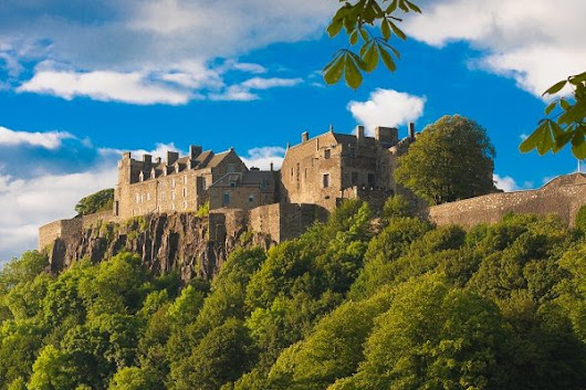 Castles and Manors of Scotland | adeo Travel: tailor-made tours of England, Scotland and Wales