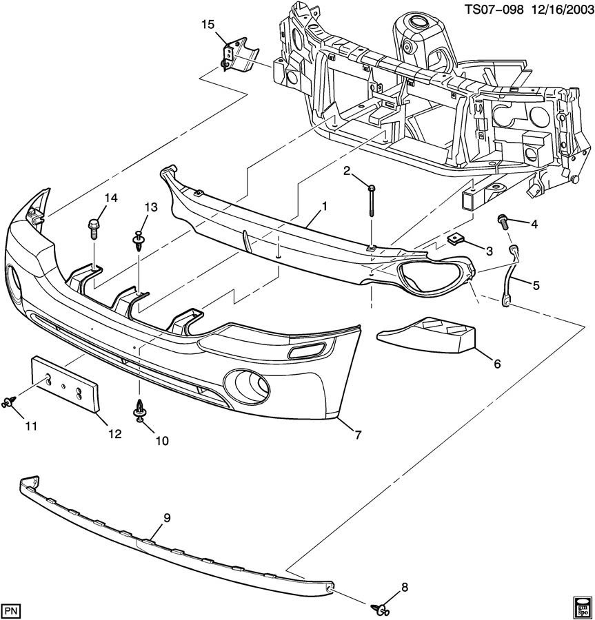 2003 gmc yukon engine diagram