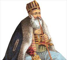 Ο πρωτόγονος και αντιφατικός Αλή Πασάς, που έφτασε να  εμπνεύσει τον Ουγκώ, τον Δουμά και  τον Μπαλζάκ, θα  μπορέσει επιτέλους  να αποκτήσει την  πρώτη σοβαρή και  ουσιαστική βιογραφία του χάρη στη δημοσίευση του προσωπικού του Αρχείου με  1.469 ελληνόγλωσσα  έγγραφα (εδώ απεικόνιση της δολοφονίας του στο Μοναστήρι του Αγίου Παντελεήμονα, στο νησάκι της λίμνης των  Ιωαννίνων)