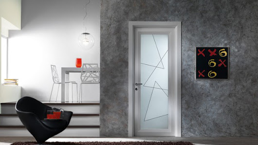 15 Modern Interior Glass Door Designs for Inspiration | Home Design Lover