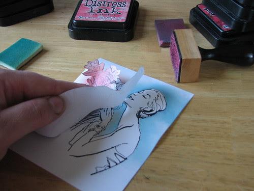 Aura Stamping Technique008