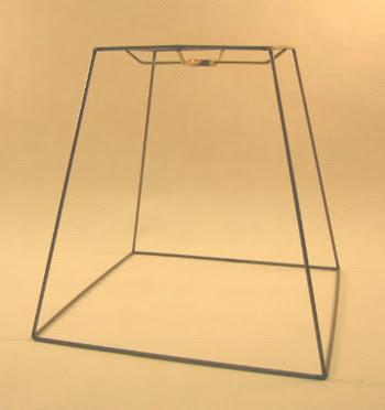 Square Frame Washer 8 X 15 X 14 Lamp Shop