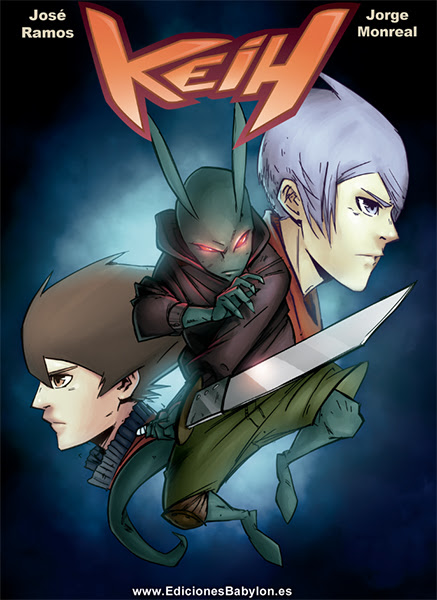 comic keih 2 ediciones babylon Novedad cómic: KEIH 2