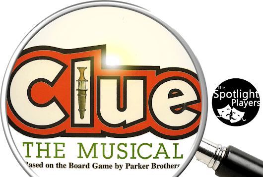 Cast of Clue the Musical 2017