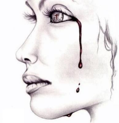 Dessin Facile Visage Triste