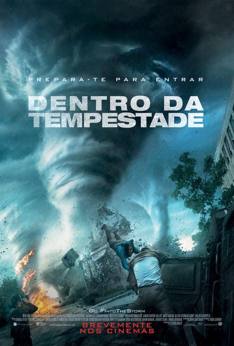 Poster do filme Dentro da Tempestade