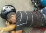 Vigilante assassinado em Canindé (Foto: Blog NaFormadaLei)