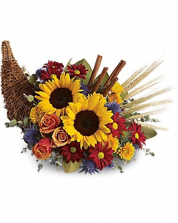 Classic Cornucopia In Rochester Ny Fabulous Flowers And Gifts