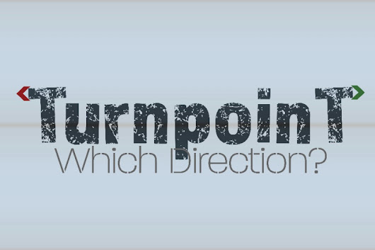 Click here to support Turnpoint Movie organized by Brandon Kauffman