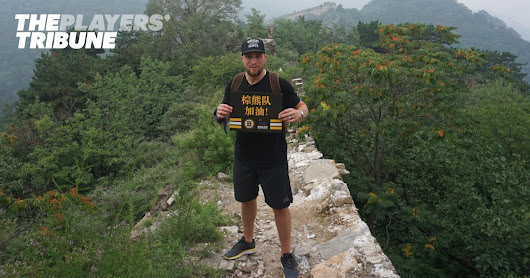 The NHLer's Guide to China | By Matt Beleskey