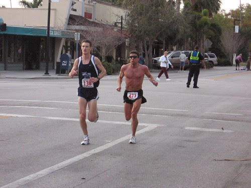 2006 Sarasota Marathon -Chuck Engle