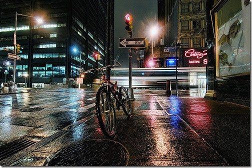 40 потрясающих фотографий Нью-Йорка
