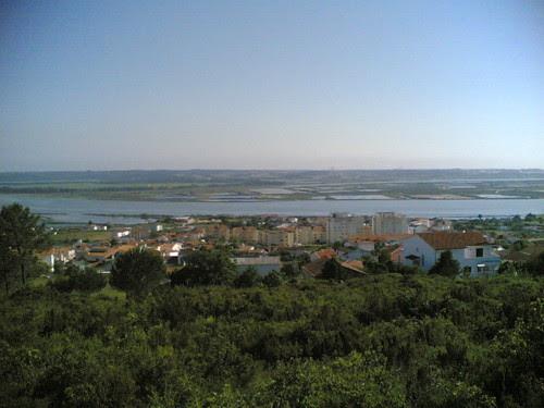Vista sobre sobre Vila Verde (Figueira da Foz)