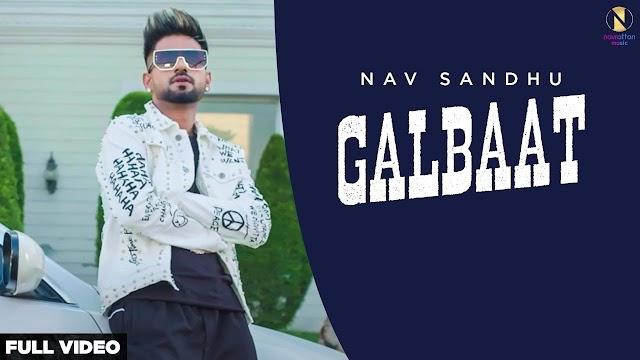 Galbaat - Nav Sandhu Lyrics