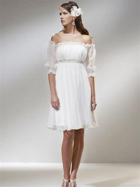 Casual Wedding Dresses   DressedUpGirl.com