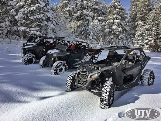 First Ride in our Can-Am Maverick X3 X ds - UTV Guide