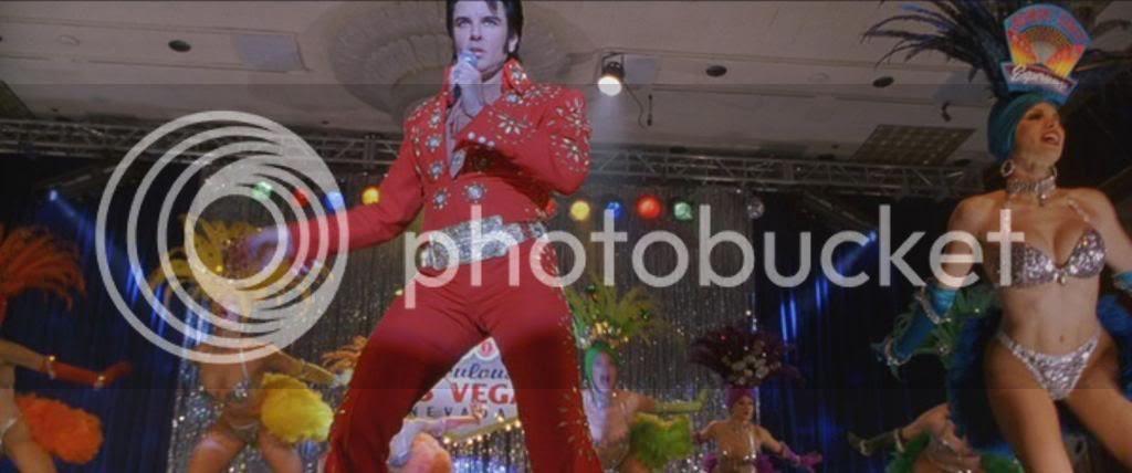 Elvis Backdrop