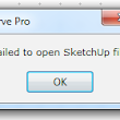 Fixe VCarve import with SketchUp 2015