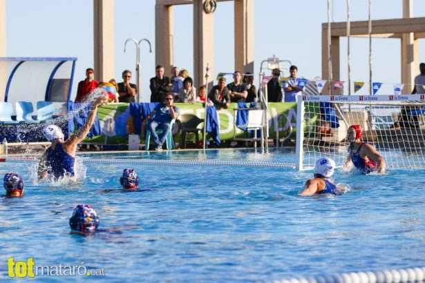 Waterpolo La Sirena CNM - CN Sabadell