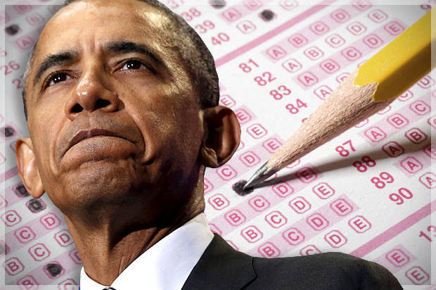 "Obama's stunning reversal on standardized testing: Why his latest comments could spell doom for ""reformers"""