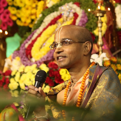 SB 1.17.04 By HG - Satya Gaura Chandra Dasa by Hkm Hyderabad