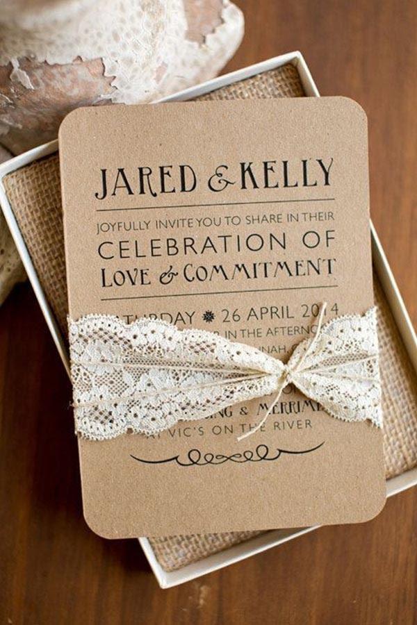 Different wedding Invitations Blog: Simple wedding invitations online