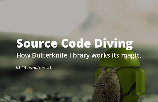 Source Code Diving – Mindorks