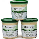 3ct Wisconsin Roasted Garlic Cheese Spreads 15 oz each by Christmas Central