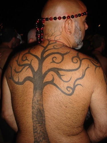tree tatoo