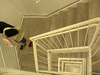 Stairwell at the New Museum