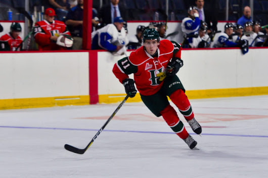 The Draft Analyst | 2018 Draft Profile: LW Filip Zadina
