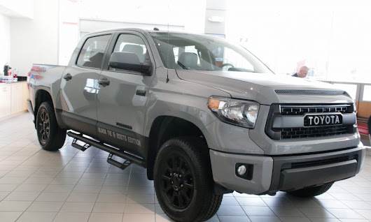 Toyota Donates A Truck: Homeward Bound