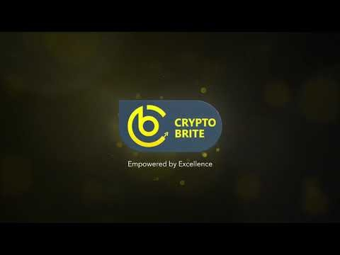 CryptoBrite is a Forex and Cryptocurrency Trading Investment Business opportunity