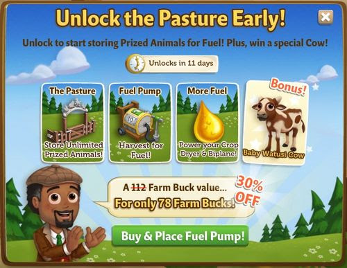 Pasture - FarmVille 2