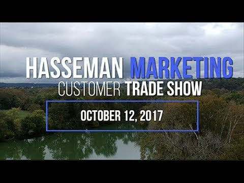 Hasseman Marketing Customer Trade Show | Hasseman Marketing